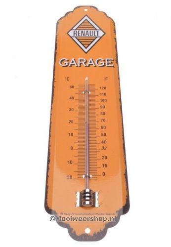 thermometer renault garage. Black Bedroom Furniture Sets. Home Design Ideas